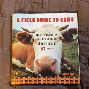 A Field Guide to Cows Book
